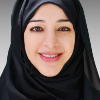 -	Her Excellency Reem Ebrahim Al Hashimy, Minister of State for International Cooperation, United Arab Emirates