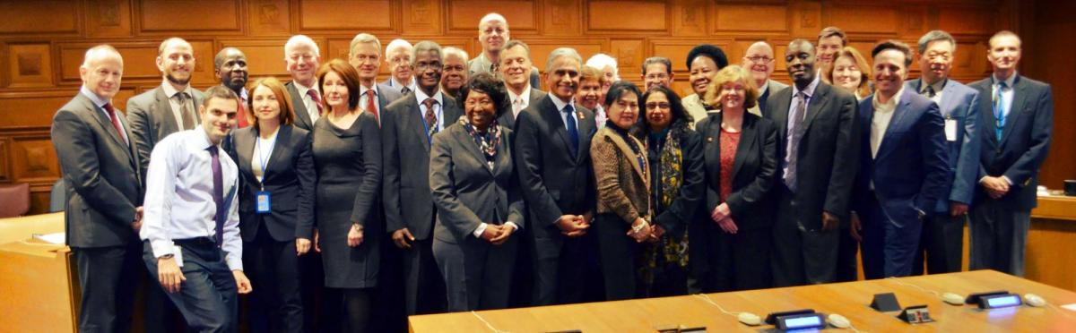 2nd Meeting of UN System Oversight Committees (New York, 12-13 December 2017)