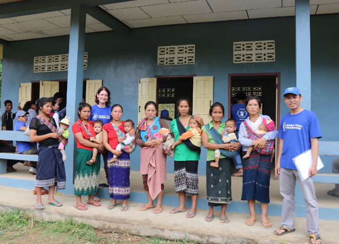 Field visit to Laos