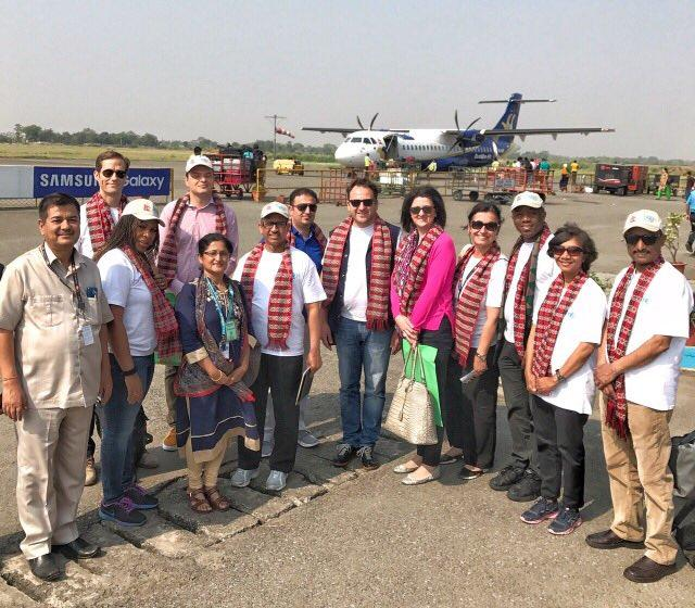 Joint Field Visit to Nepal