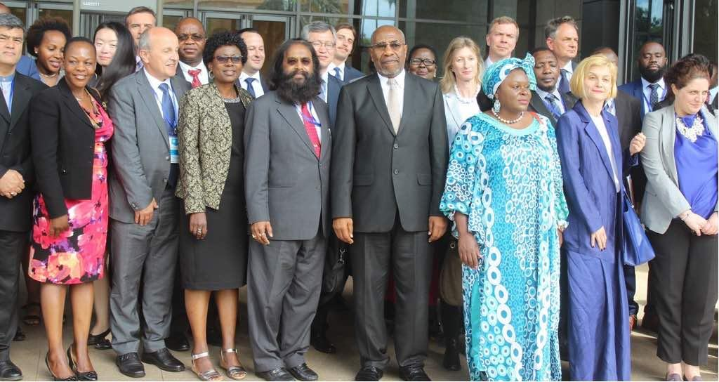 Joint Field Visit of the Executive Boards - Republic of Uganda