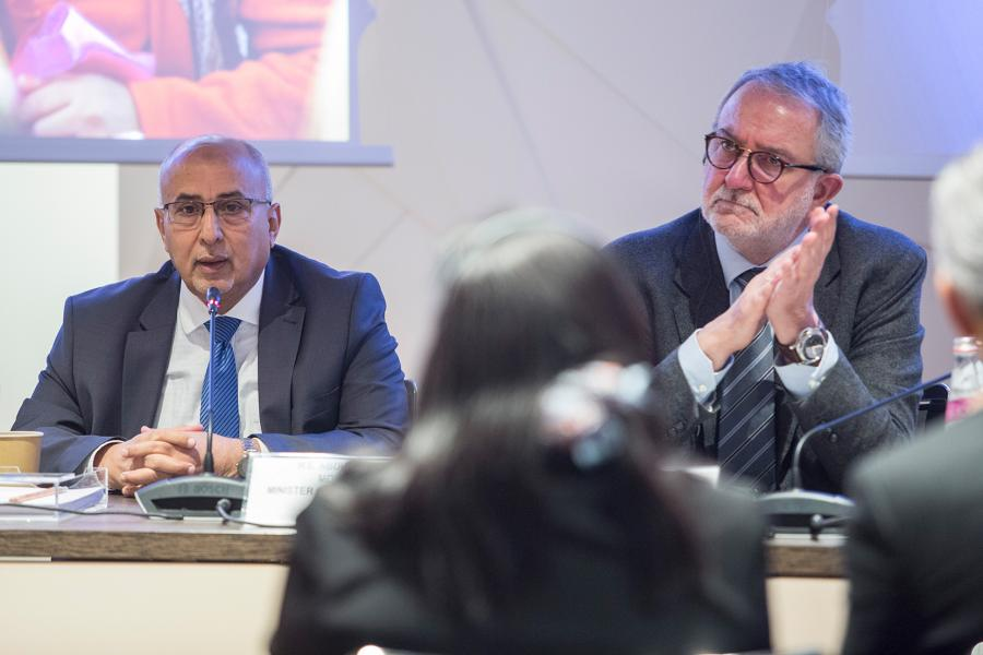 Key Emergency Updates: Update on Staying Ahead of the Curve in the Response to the Humanitarian Crisis in the Democratic Republic of the Congo and Update on the IPC results and the humanitarian response in Yemen. Photo Credit: WFP/Giulio Napolitano