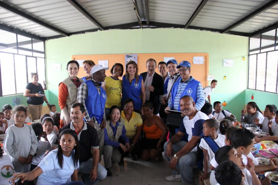 Photo: WFP/Alejandra Leon