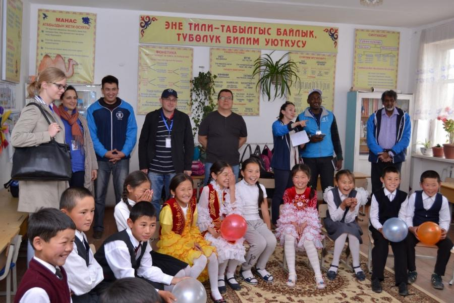Joint Field Visit to Kyrgyzstan