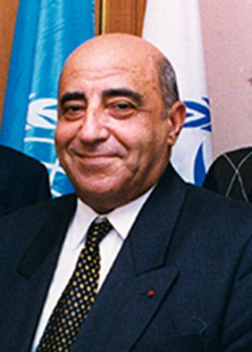 President: Mr Louis Dominici