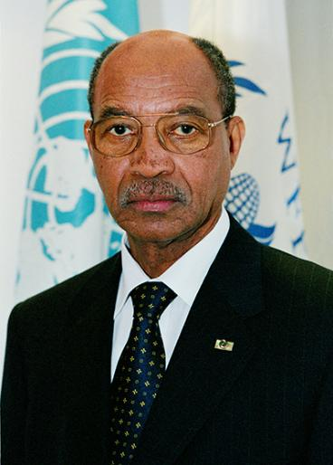 President: H.E. Georges Ruphin